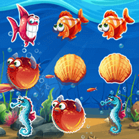 Fish World Match3 Online Game