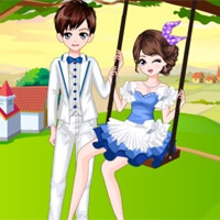 Romantic Spring Couple Online Game