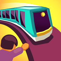 Train Snake Online Game