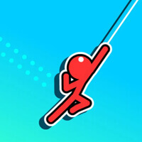Super Stickman Hook Online Game