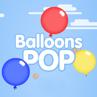 Balloons POP Online Game